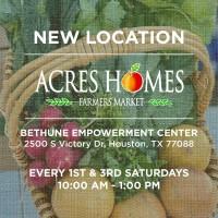 Acres Homes Farmers Market