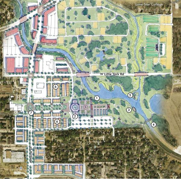 Plan Concept concept plan near northwest management district
