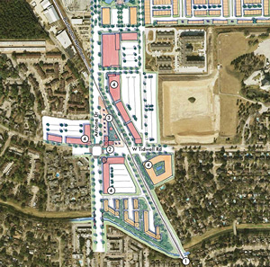 Concept Plan White Oak Station