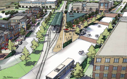 Livable Centers Plan White Oak Station