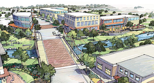 growing livable centers plan