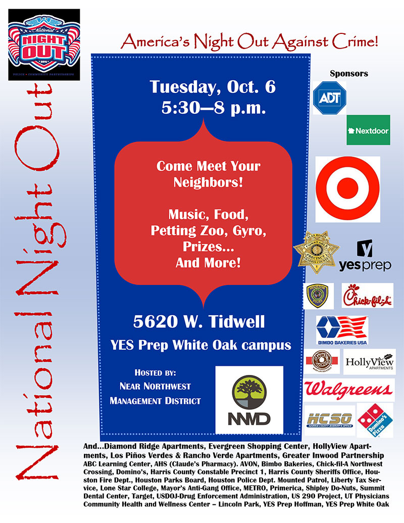 NNMD National Night Out