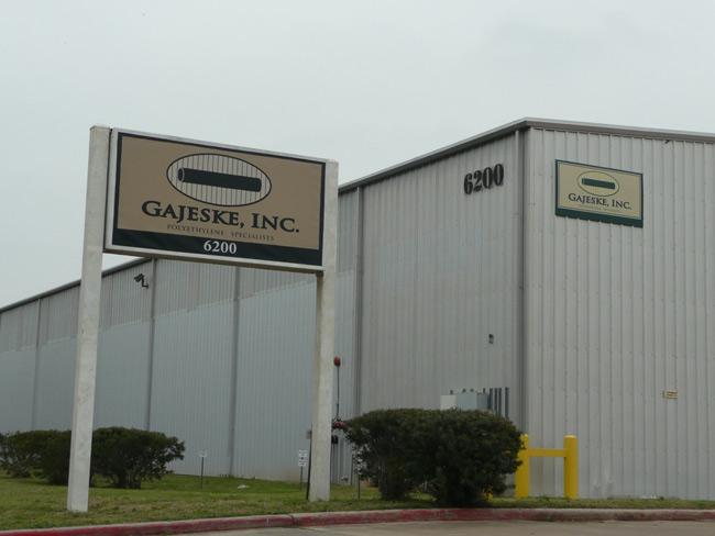 Gajeske, Inc. Headquarters Relocation