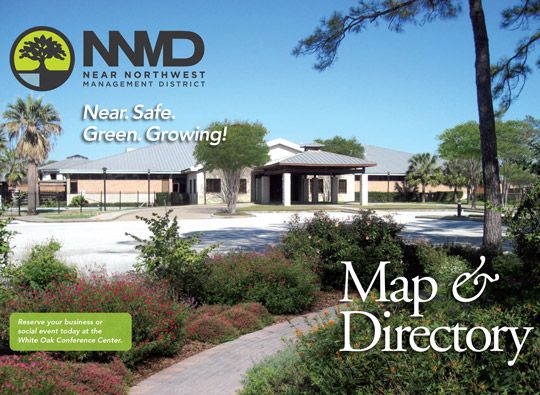 NNMD Map and Directory cover