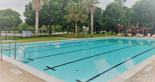 White Oak Pool Membership