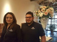 Elvia Barron and Pablo Vazquez, Farmers Insurance