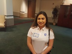 Ruth Tovar, Harris County Flood Control District