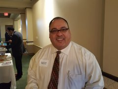 Rocky Torres, Amegy Bank