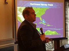 Speaker, Jeff Lindner, Harris County Flood Control District
