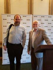 Christof Spieler and Wayne Norden