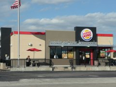 Burger King – Renovation