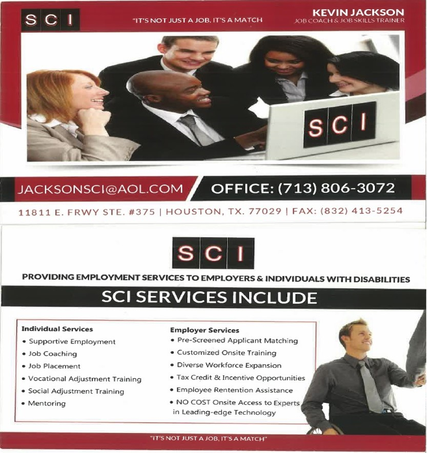 sci services for disabled